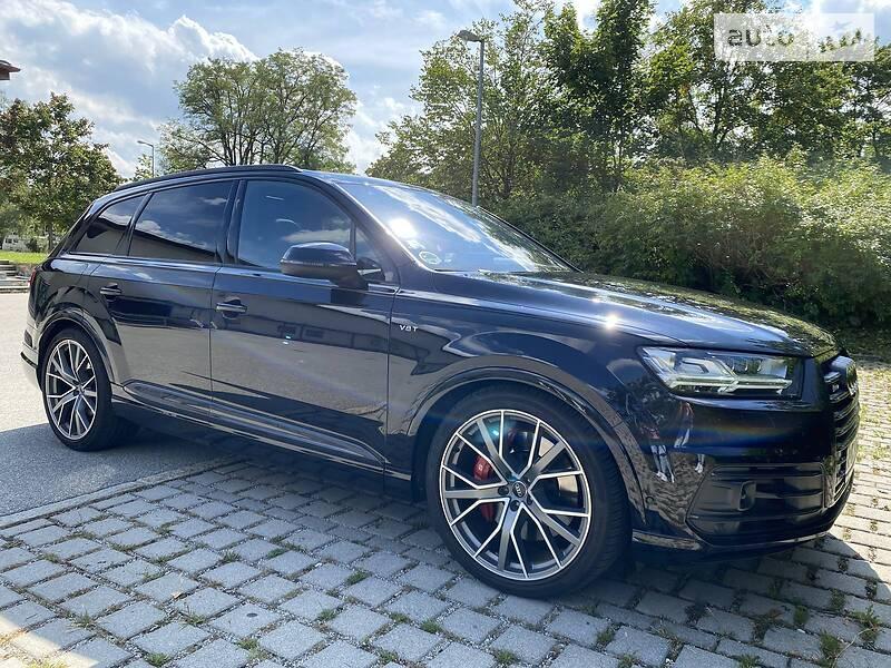 Audi SQ7 2017 в Киеве