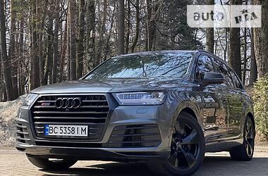 Audi SQ7 2017 в Трускавце
