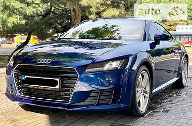 Купе Audi TT 2016 в Днепре
