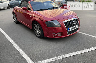 Купе Audi TT 2003 в Киеве
