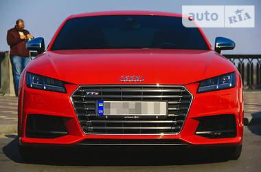 Audi TTS 2015 в Киеве