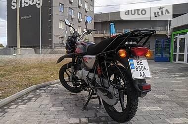 Мотоцикл Классик Bajaj Boxer 125X 2019 в Николаеве