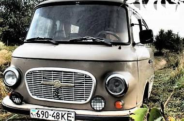 Barkas (Баркас) B1000 1988 в Киеве