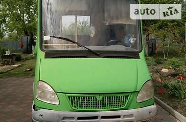 Микроавтобус (от 10 до 22 пас.) БАЗ 22154 2007 в Дергачах