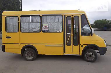 Городской автобус БАЗ 22154 2007 в Херсоне