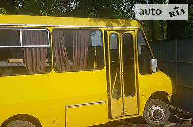 Міський автобус БАЗ 22154 2007 в Києві