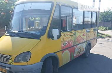 Микроавтобус (от 10 до 22 пас.) БАЗ 22154 2007 в Ровно
