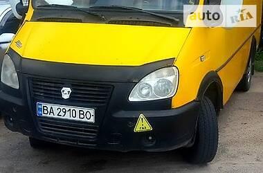 Міський автобус БАЗ 2215 2005 в Кропивницькому