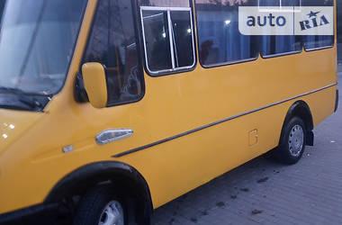 Микроавтобус (от 10 до 22 пас.) БАЗ 2215 2005 в Каменец-Подольском