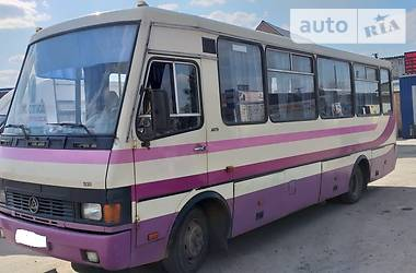 Туристичний / Міжміський автобус БАЗ А 079 Эталон 2007 в Сєверодонецьку