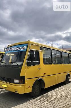 Приміський автобус БАЗ А 079 Эталон 2007 в Одесі