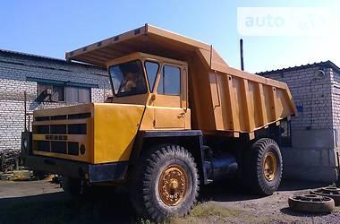 БелАЗ 7522 1990 в Кривом Роге