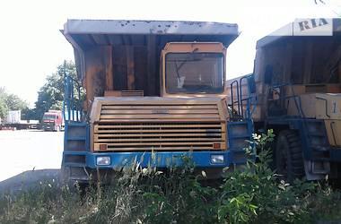 БелАЗ 7540 2007 в Маріуполі