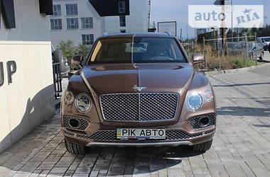 Bentley Bentayga 2016 в Киеве