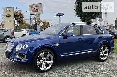 Bentley Bentayga 2018 в Киеве