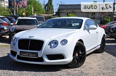Bentley Continental GT V8 2013 в Одессе