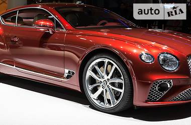 Bentley Continental GT New 2018 2018