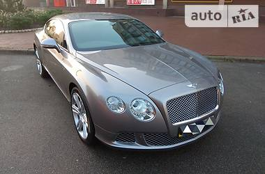 Bentley Continental GT 2014 в Киеве