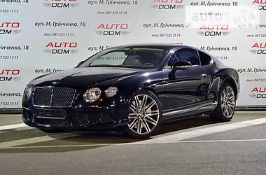 Bentley Continental GT 2013 в Києві