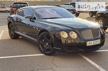 Bentley Continental GT 2005 в Киеве