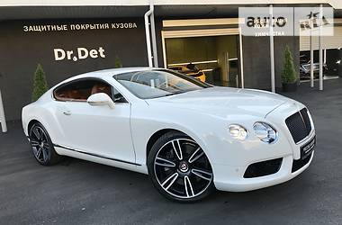 Bentley Continental GT 2012 в Киеве