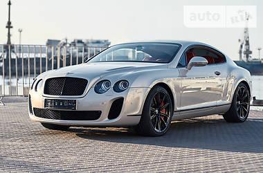 Bentley Continental Supersports 2011 в Одесі