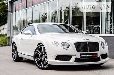 Bentley Continental 2012 в Києві