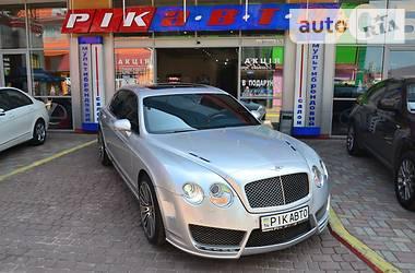 Bentley Continental 2008 в Львове