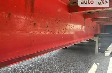 Тентованный борт (штора) - полуприцеп Berger Standard 2007 в Хусте