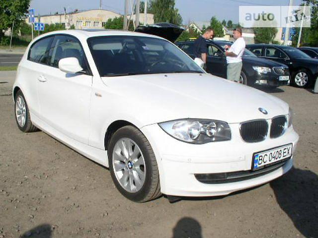 BMW 116 2010 в Львове