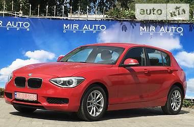 BMW 116 2013 в Днепре