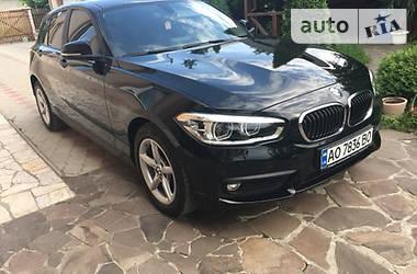 BMW 116 2016 в Ужгороде