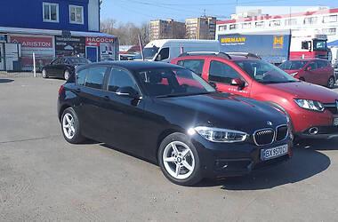 BMW 116 2018 в Хмельницком
