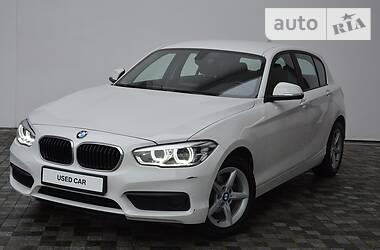 BMW 116 2018 в Киеве