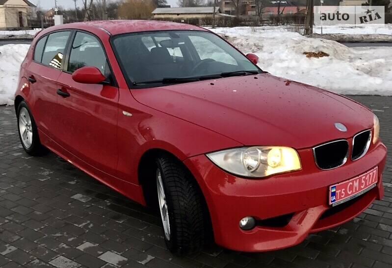 BMW 116 NE FARBOVANA