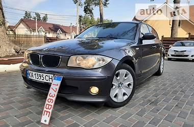 BMW 116 2006 в Киеве