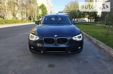 Хэтчбек BMW 116 2012 в Белой Церкви