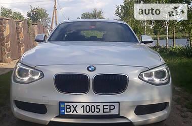Хэтчбек BMW 116 2012 в Хмельницком