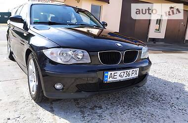 Хэтчбек BMW 116 2005 в Каменском