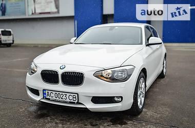 BMW 118 XDRIVE 2013