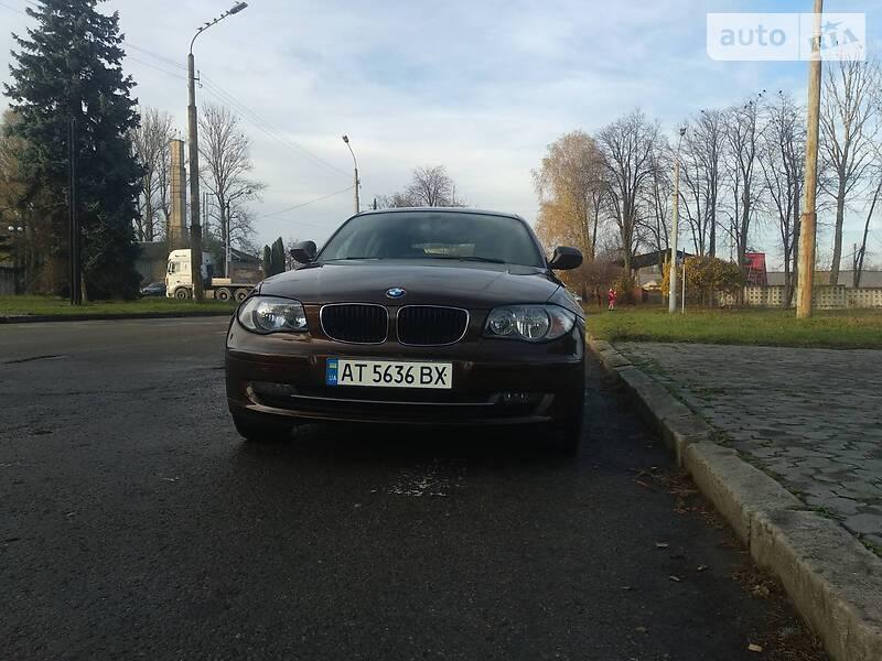 BMW 118 2011 в Ивано-Франковске