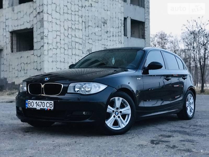 BMW 118 2008 в Тернополе