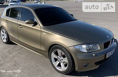 BMW 118 2005 в Днепре