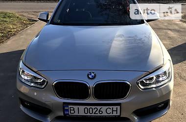 BMW 118 2017 в Полтаве
