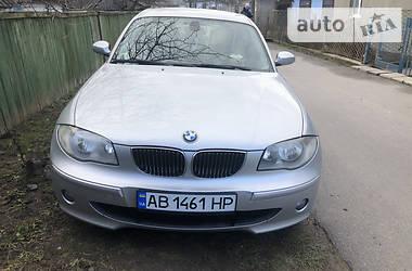 Хэтчбек BMW 118 2005 в Виннице