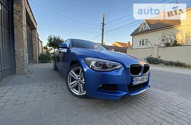 Хетчбек BMW 118 2014 в Одесі