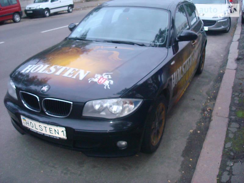 BMW 118 2006 в Ивано-Франковске