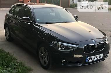 BMW 120 2014 в Одессе