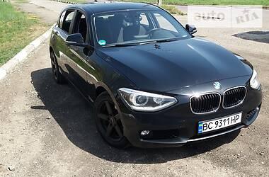 BMW 120 2015 в Стрые