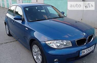 BMW 120 2005 в Нетешине